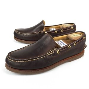 Sperry Topsider Gold Cup Edition Loafer/ Boat Shoe